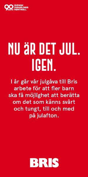 BRIS Julkampanj 2020